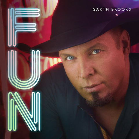 Garth Brooks THE ROAD I'M ON DVD