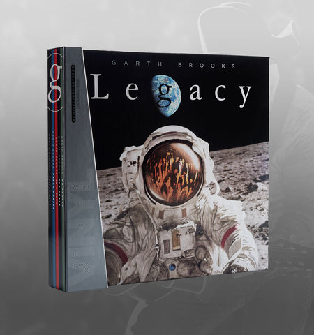 The Legacy Collection - 3 Numbered Boxed Sets