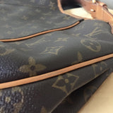 Louis Vuitton Monogram Galliera PM Shoulder Bag