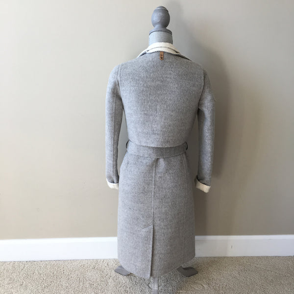 Mackage Grey Wool Jacket Size XS (fits US 0-2)
