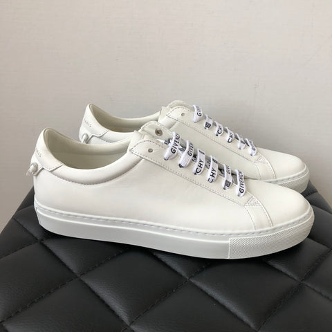 Givenchy White Urban Street Sneakers Size 39.5
