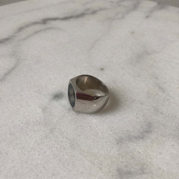 Louis Vuitton Silver Ring