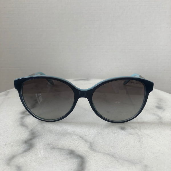 Tiffany Blue Mini Hearts Sunglasses