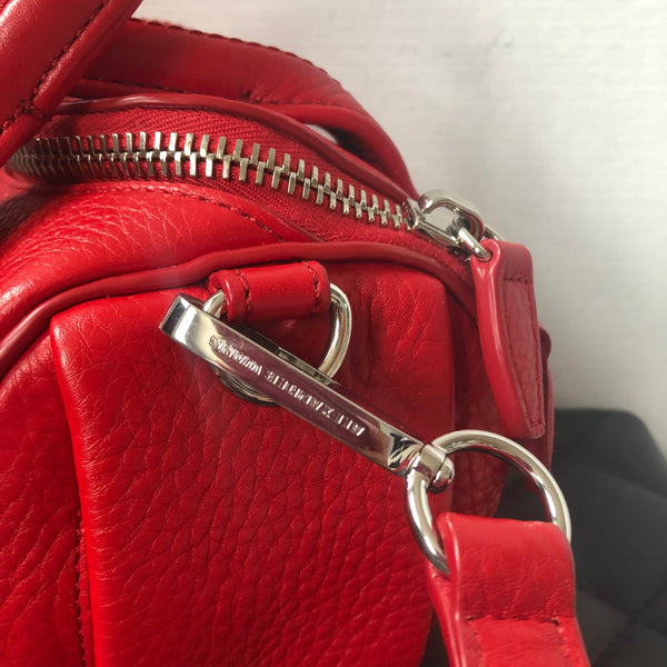 Alexander Wang Red Mini Rockie Crossbody Bag