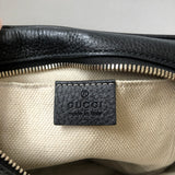 Gucci Black Soho Disco Camera Bag