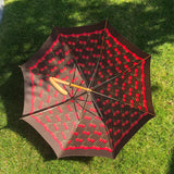 Louis Vuitton Monogram Cherry Umbrella