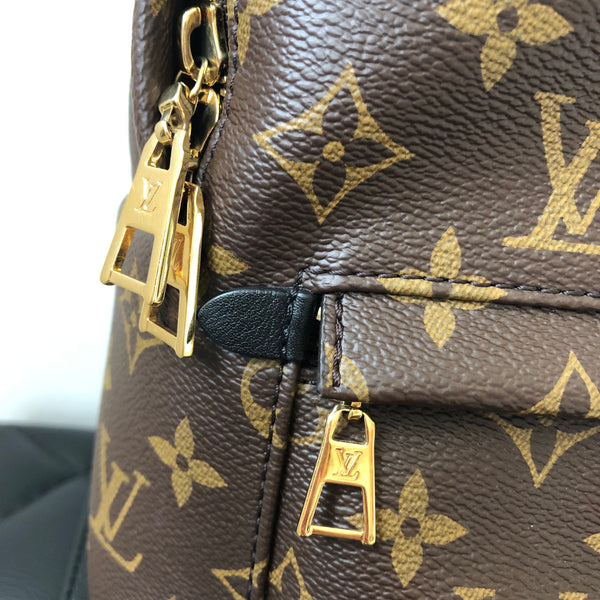 Louis Vuitton Monogram Palm Springs PM Backpack