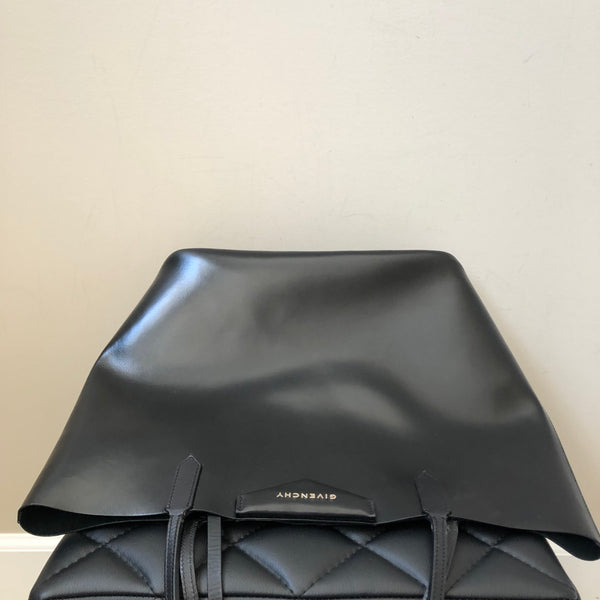 Givenchy Black Antigona Shopper Tote