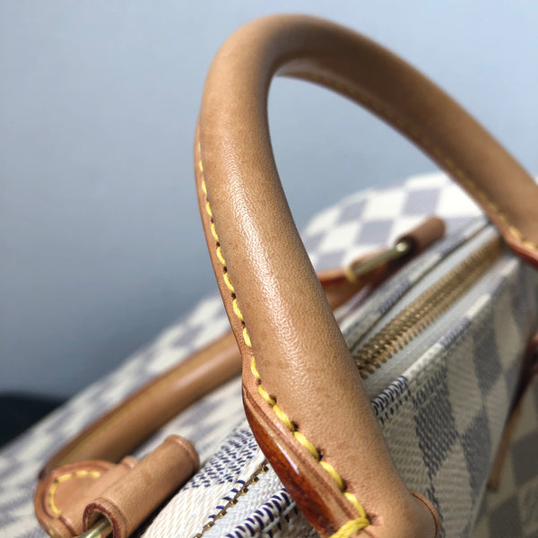 Louis Vuitton Damier Azur Speedy 30