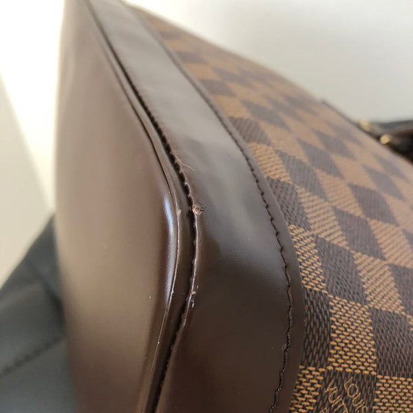 Louis Vuitton Damier Ebene Alma PM