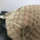 Gucci Monogram Sukey Shoulder Bag