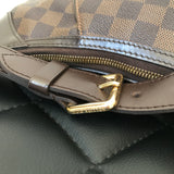 Louis Vuitton Damier Ebene Canvas Thames PM Shoulder Bag