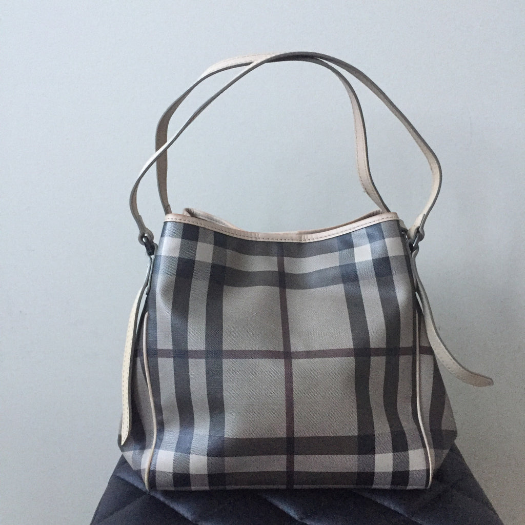 5cd832e3421a Burberry PVC Shoulder Bag