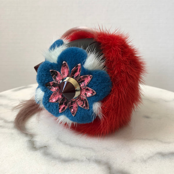 Fendi Owl Monster Bag Charm