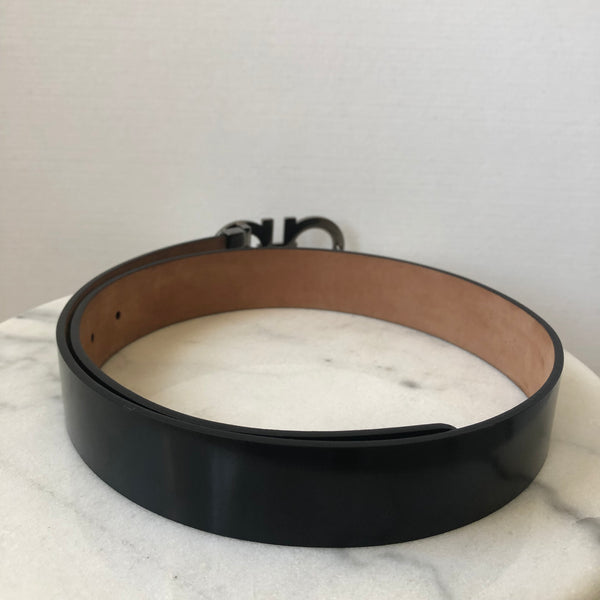 Ferragamo Black Belt
