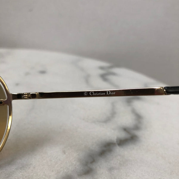 Dior Windshield1 Light Gold Sunglasses