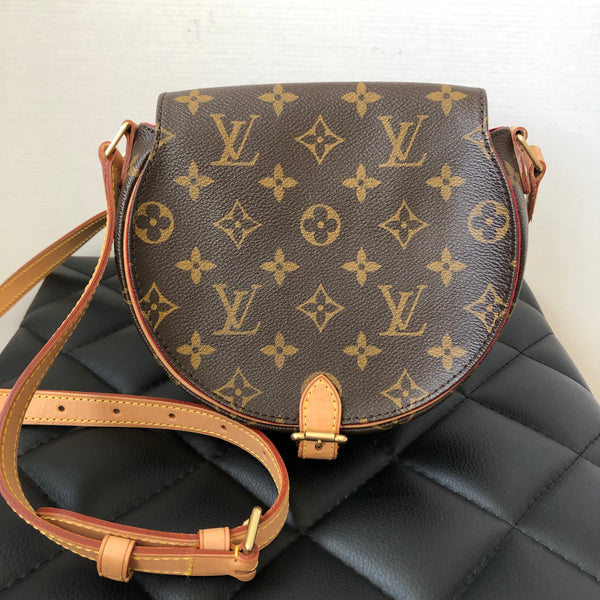 Louis Vuitton Monogram Tambourin Crossbody Bag