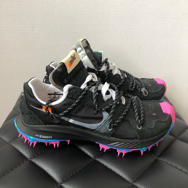 Nike X Off-White Zoom Terra Kiger 5 Multicolor sneakers Size 7