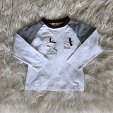 Gucci Boy's Long Sleeve Shirt Size 18/24m