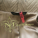 Mackage Brown Wool Jacket Size Medium (fits US 6-8)