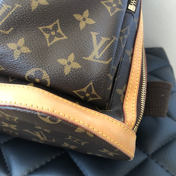 LOUIS VUITTON Monogram Bosphore Backpack