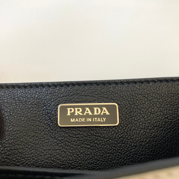 Prada Limited Edition Studded Multi-Color Cahier Shoulder Bag
