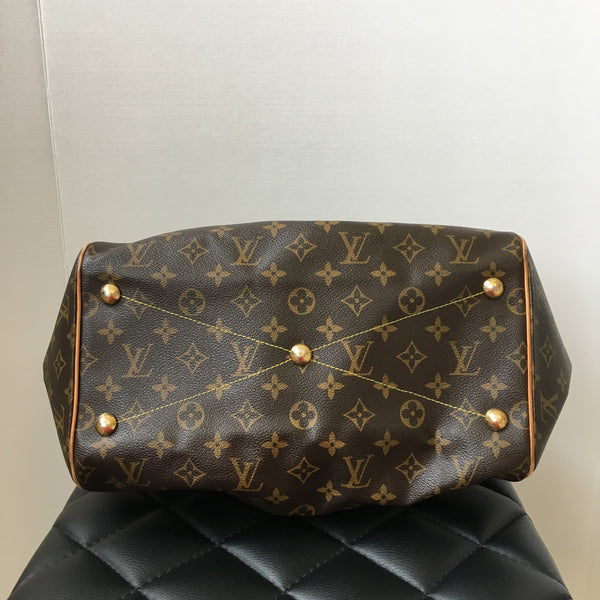 LOUIS VUITTON Monogram Canvas Tivoli GM Shoulder Bag