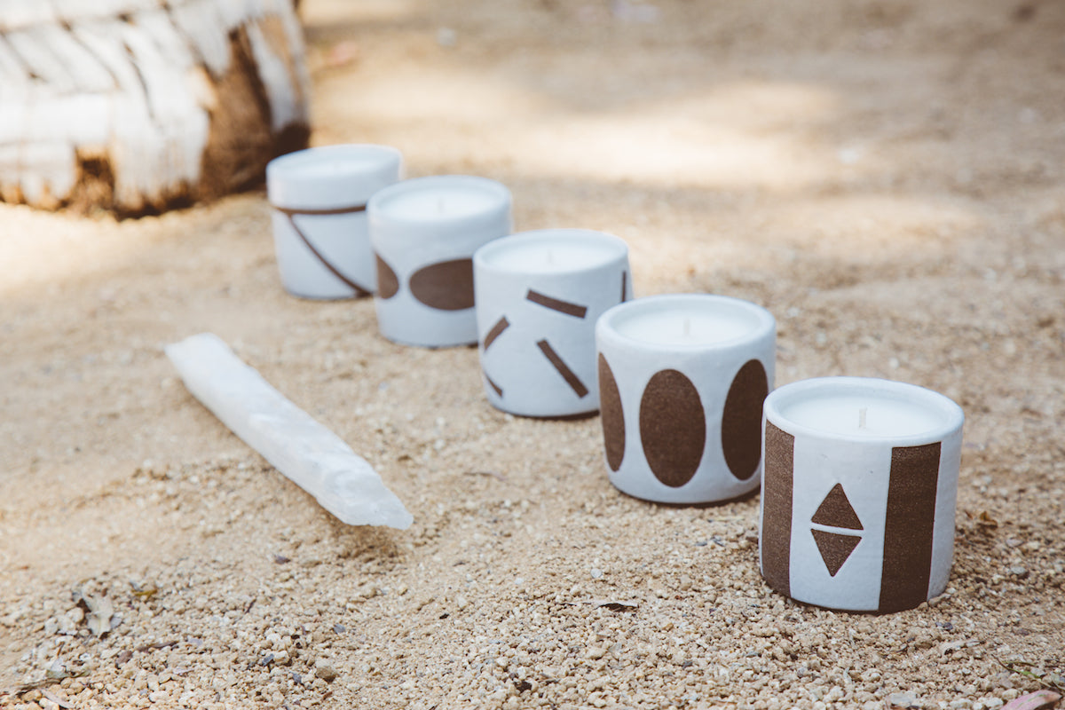 EMK X HOWL Ceramic Candles