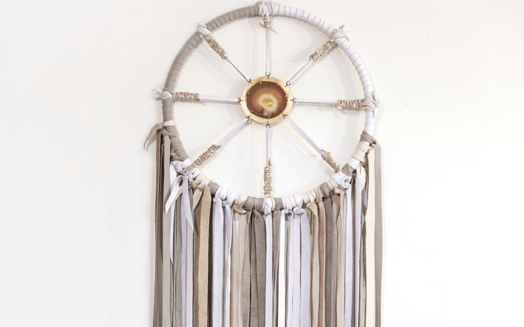 Custom HOWL Dreamcatcher