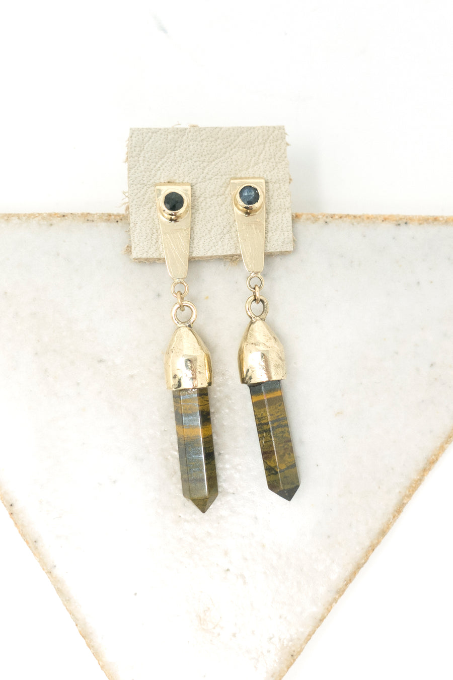 Tehuti Earrings