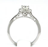 14k Diamond Ring #1876