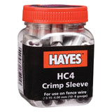 Hayes Crimps