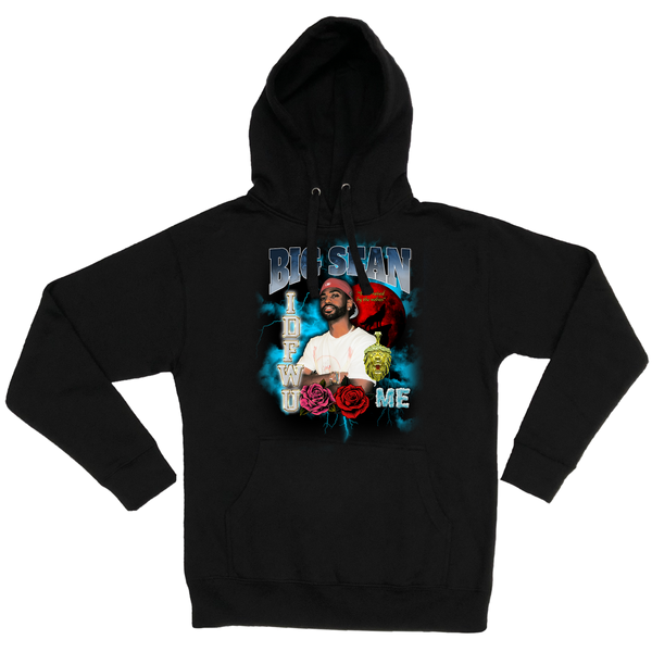 Big Sean Hoodie Escobedo X Alejandro Collab
