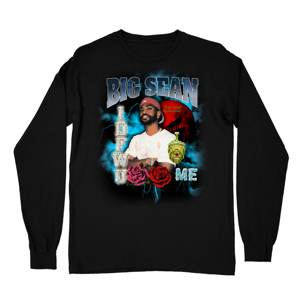 Big Sean Long Sleeve Escobedo X Alejandro Collab