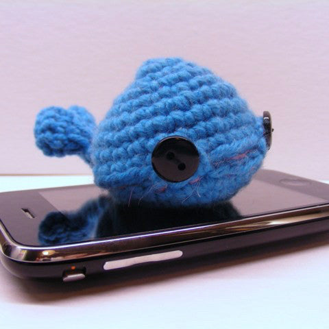 Headphone Whale Pattern (Crochet)