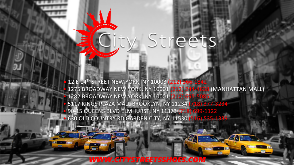 City Streets Locations