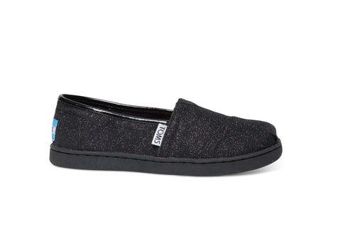 TOMS GLIMMER CLASSICS KIDS SHOES