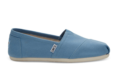 TOMS CANVAS ALPARGATA WOMENS SHOES