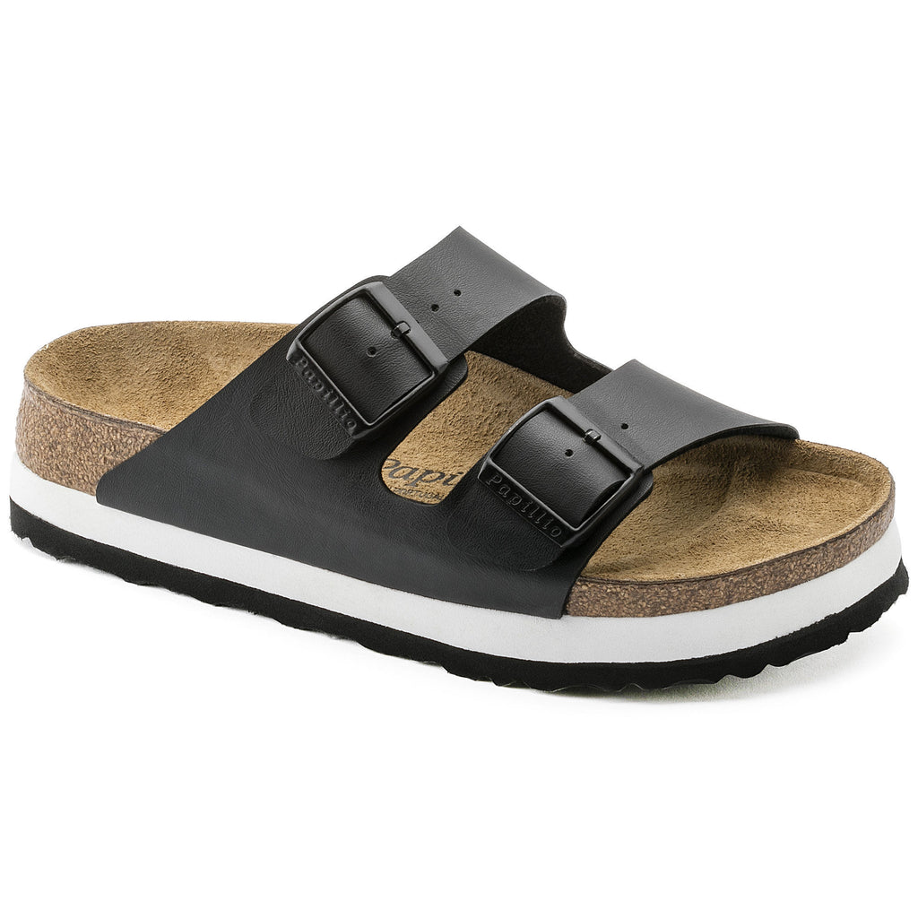 BIRKENSTOCK ARIZONA PLATFORM WOMENS SANDALS