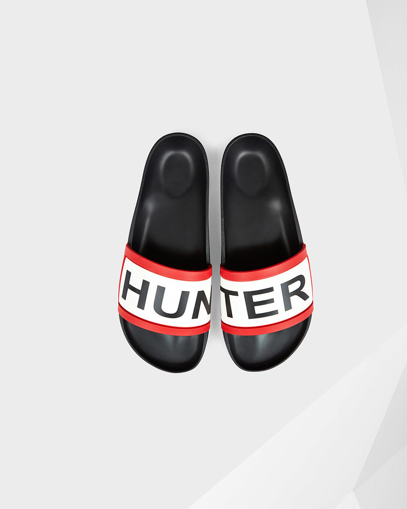 HUNTER SLIDE WOMENS SANDLAS