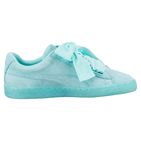 new concept c1877 9a764 PUMA SUEDE HEART RESET WOMENS SNEAKERS