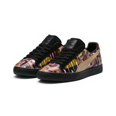 PUMA x NATUREL Clyde Moon Jungle MENS SNEAKERS
