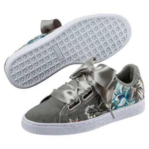 PUMA BASKET HEART HYPER EMB WOMENS SNEAKERS