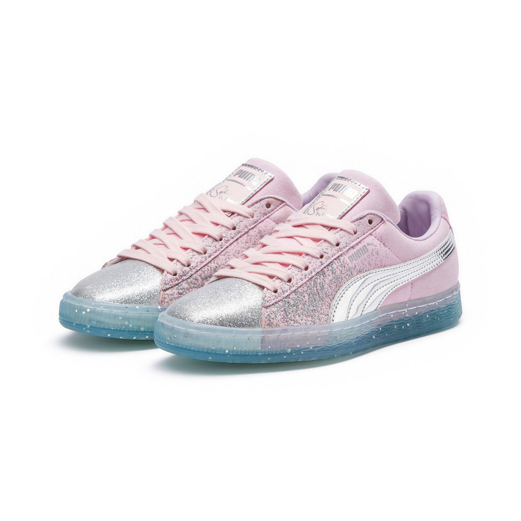 Buy Authentic Online Puma Basket Glitter Princess sneakers Sale Excellent Cheap Online Store Manchester Free Shipping Find Great 5lTy5