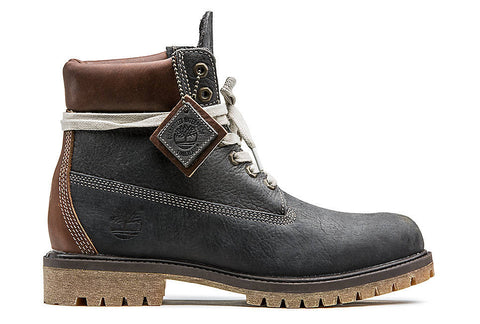 "TIMBERLAND 6"" PREMIUM FULL-GRAIN LEATHER WATERPROOF MENS BOOTS"