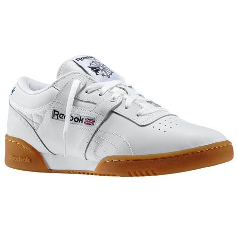 REEBOK WORKOUT LOW MENS SNEAKERS