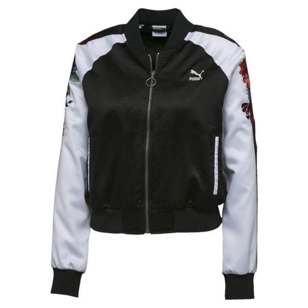 PUMA PREMIUM ARCHIVE T7 JACKET WOMENS APPAREL