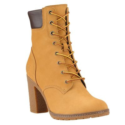 "TIMBERLAND GLANCY  6"" WOMENS BOOTS"