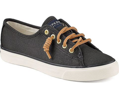 WOMENS SPERRY SEACOAST CANVAS SHOES