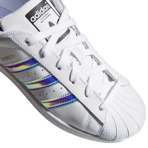 ADIDAS SUPERSTAR Hologram KIDS SNEAKRES – City Streets Shoes 9588ed15f90f